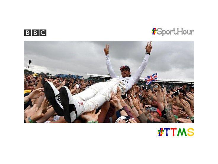 ttms.blog/PAahBT  #hamilton wins record equalling 5th #britishgp at #silverstone   #ttms #sporthour #motorracing #formula1 #f1