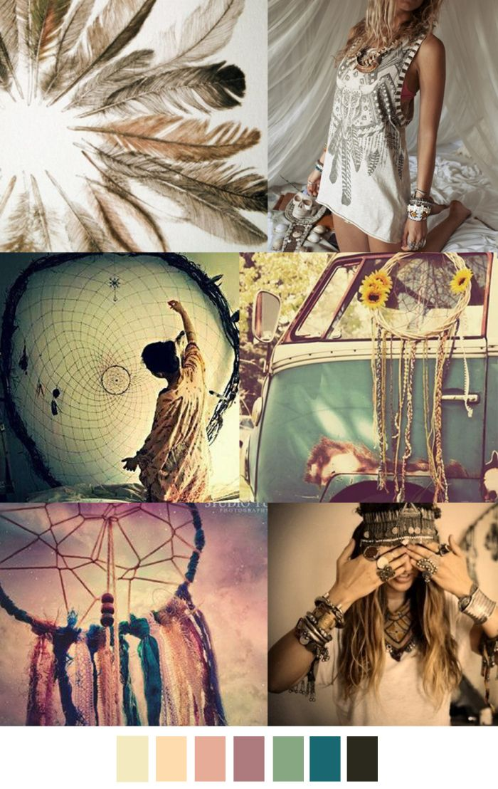 DREAMCATCHER SS2016 sources: turnedtohippie.tumblr.com, adultrunaway.tumblr.com, freepeople.com, tumblr.com, etsy.com, weheartit.com
