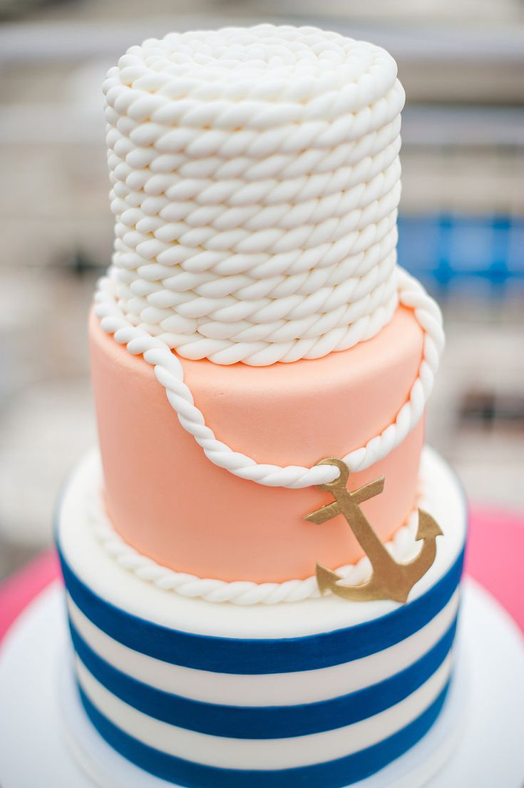 Nautical Themed Styled Photo Shoot | Will you be my bridesmaid?