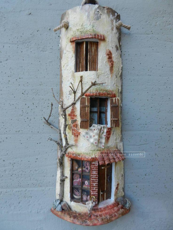 474 best images about telhas decoradas e pintadas on - Tegole decorate istruzioni ...