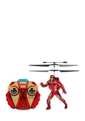 World Tech Toys Marvel Comics Licensed Hulkbuster 2Ch Ir Rc Helicopter - No Size:Red - Age Of Ultron Hulkbuster 2Ch Irâ