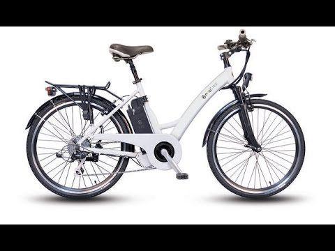 ebike electric bike review F4W Ride low step ebike electric bike