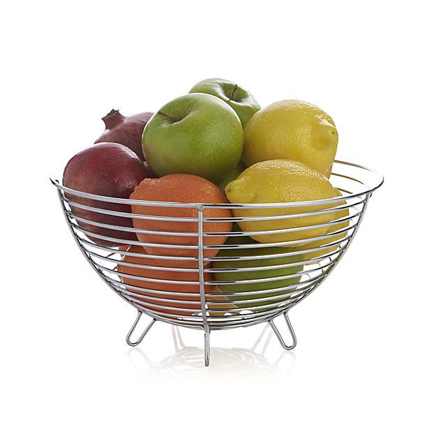 Best 25+ Wire fruit basket ideas on Pinterest | Hanging ...