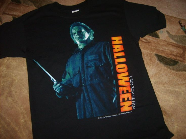 Michael Myers shirt   My Michael Myers T shirt by Criss-Angel-lover