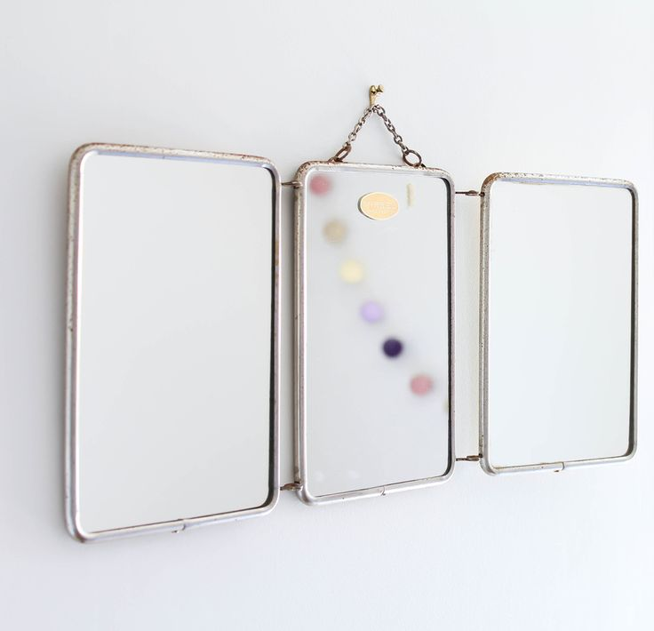17 meilleures id es propos de miroir triptyque sur for Miroir 3 parties
