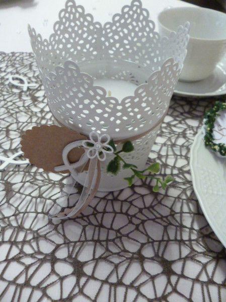 Dekoration - Tischlicht Vintage - ein Designerstück von Uschi-27 bei DaWanda