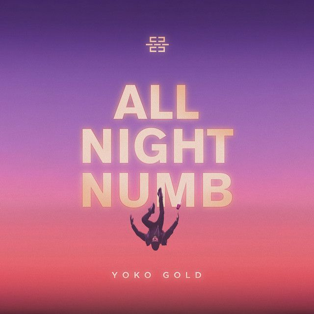 """""""All Night Numb"""" by Yoko Gold added to Discover Weekly playlist on Spotify"""