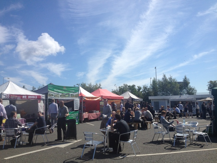 A lovely sunny day at our market in Blanchardstown Corporate Park.Blanchardstown Corporate, Corporate Parks, Sunny Day