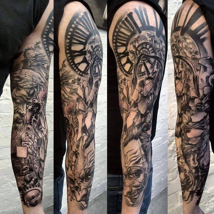 arm tattoo, 77ink