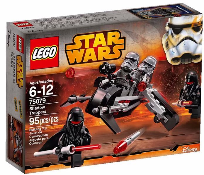 Lego 75079 lego Shadow Troopers