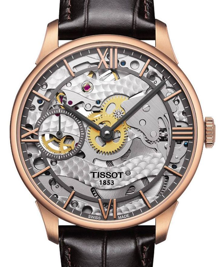 "Tissot Chemin Des Tourelles Squelette Watch - by Patrick Kansa - check out why it caught our attention - today on aBlogtoWatch.com ""As a brand, Tissot really seems to be on quite a tear as of late. They have had quite a few notable new releases over the last few months, and now we are getting word of a sort of second wave. Most of them seem like reasonable additions to the lineup, but there is one in particular that caught our attention: the Tissot Chemin Des Tourelles Squelette…"""