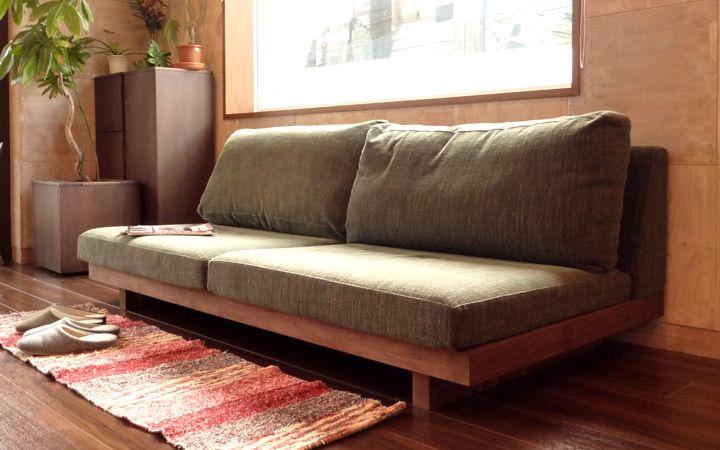 デニッシュソファ(DANISH SOFA)|お部屋まで開梱設置無料!|ローソファ専門 HAREM