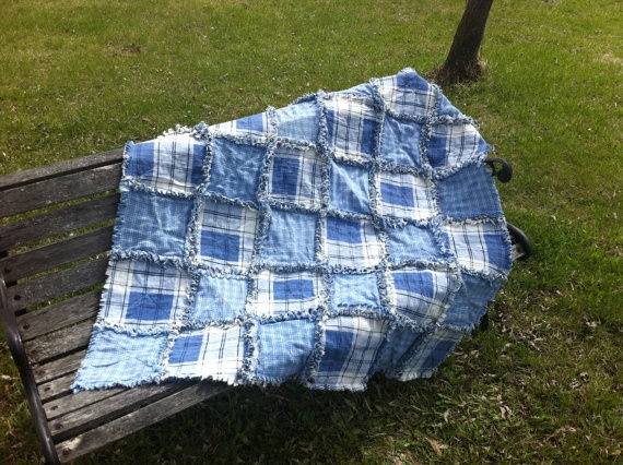 HI  I have just added a new upcycled rag quilted please come have a look :)