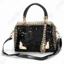 Leopardi käsilaukku