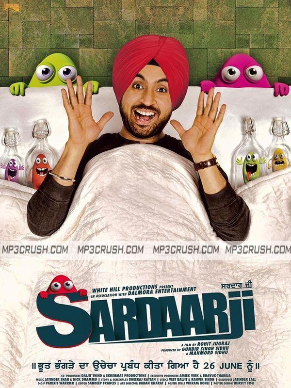 Sardaar Ji (2015) [Punjabi] - Diljit Dosanjh, Neeru Bajwa, Mandy Takhar