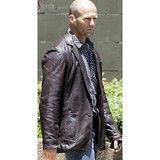 JOHN STATHAM FAST AND FURIOUS LEATHER JACKET