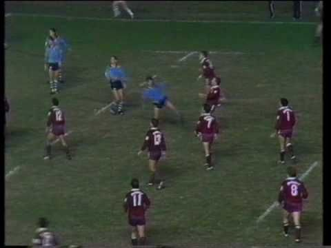 Wally Lewis State Of Origin Tribute.  Unforgettable sums it up.  He was like a master chess player. He was always several plays ahead of the game, and you could see him organising plays and players when you were actually at the games. TV replays did him a disservice in that respect. He was a great leader who knew when to use subtlety, and when to use aggression to best effect. He could hang back and organise, and he could lead from the front and in the thick of things.  Amazing football…