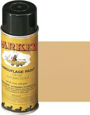 Parker Camo Spray Paint