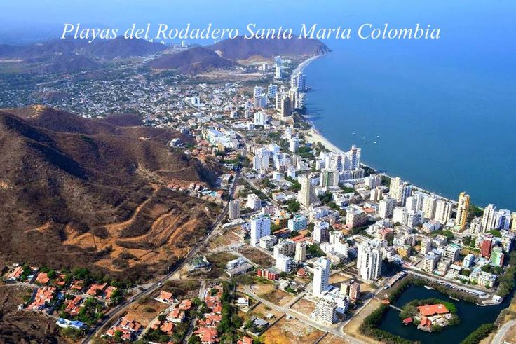 PLAYAS EL RODADERO SANTA MARTA COLOMBIA .......... (Paisajes Colombianos) ...... http://www.chispaisas.info/paisajescolombianos.htm