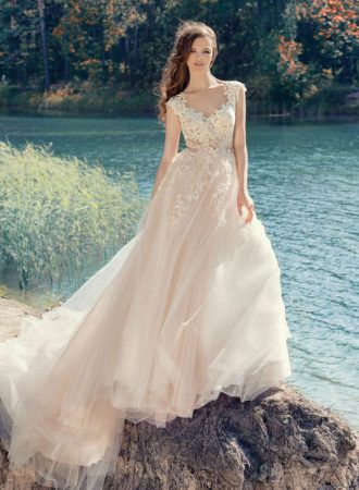 10+ Most romantic wedding dresses from Papilio bridal collections - Find your dream dress today!