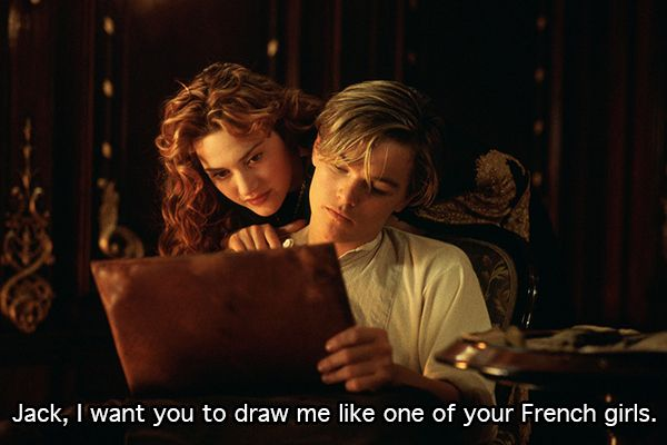 """The 12 Silliest Lines From """"Titanic"""". But these were some of the best moments!!"""