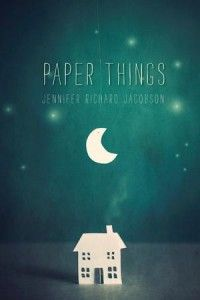 Paper Things by Jennifer Jacobson.  Middle-school-age Ari is forced to choose between living with her older brother or a family friend.  Ari chooses her brother.  The siblings become homeless.
