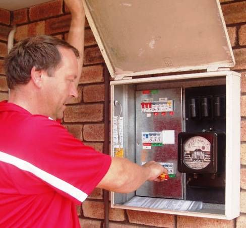 Sydney Elelctrician Look at your safety switch