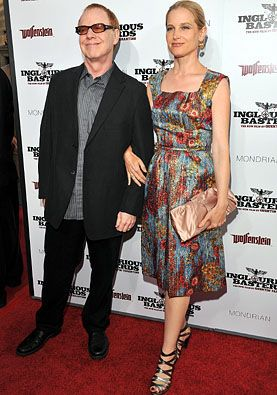 Film composer Danny Elfman wed Jackie Brown's Bridget Fonda in 2003.