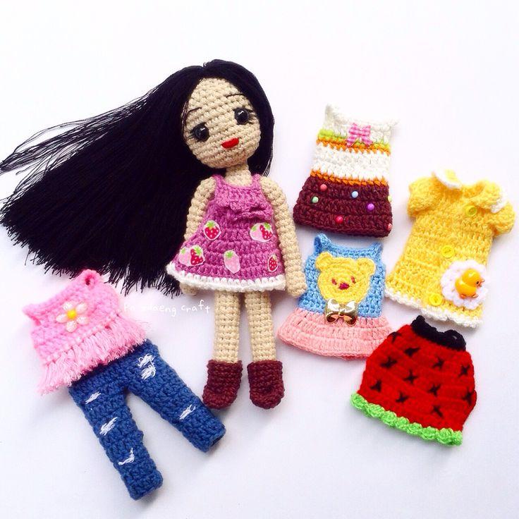 Crochetdoll