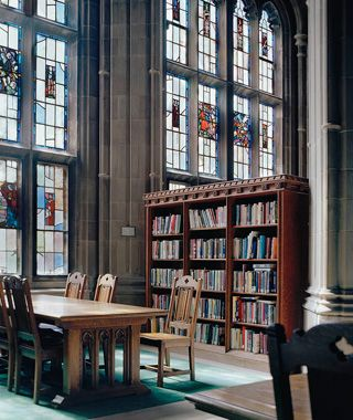 America's Most Beautiful College Libraries: Bapst Library, Boston College
