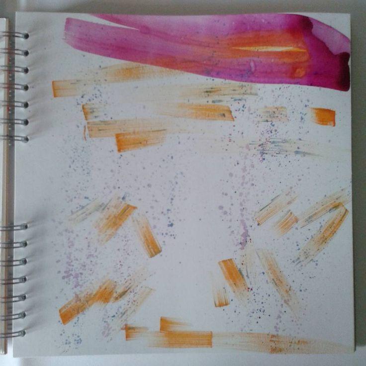 Captain (part 1)| #idlewild #abstractart #doodles