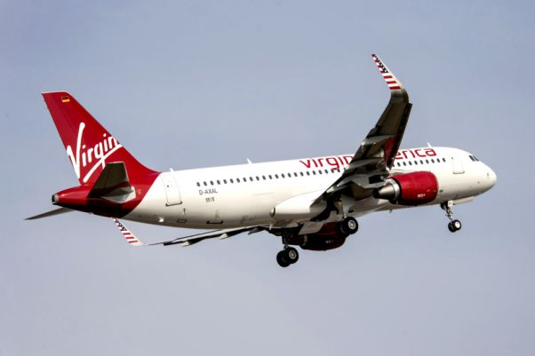 virgin america | Virgin America To Become 2nd US Airline to Fly Sharklets; Needs Your ...