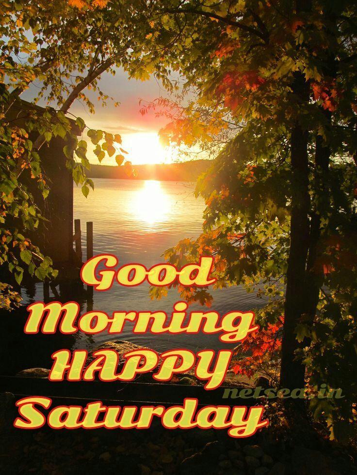 Good Morning Scotland Saturday : Good morning happy saturday