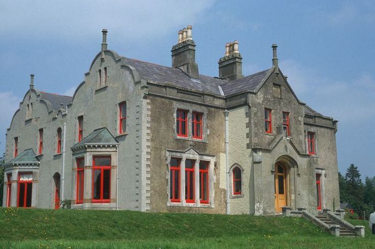 Tyrone Guthrie Centre, Annaghmakerrig, County Monaghan Ireland, Artist-in-Residence Art Colony