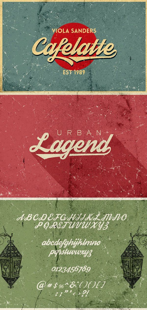 Vintage Style 40 Free Retro Fonts Not Only For Hipsters The Jotform Blog Retro Font Retro Typography Vintage Fonts Free