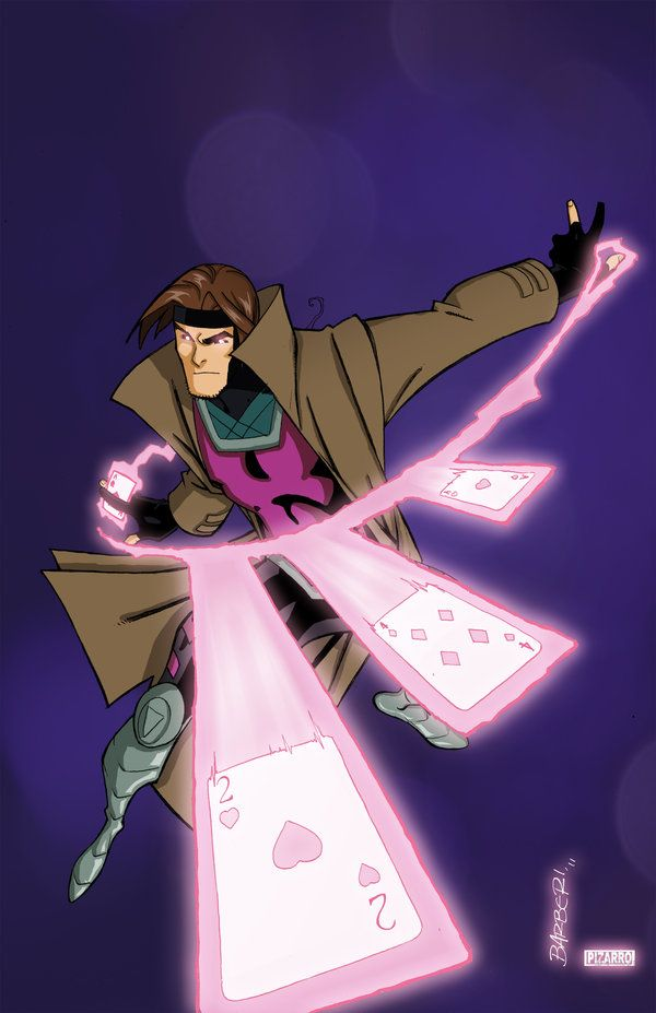 Gambit by Carlo Barberi by VPizarro626