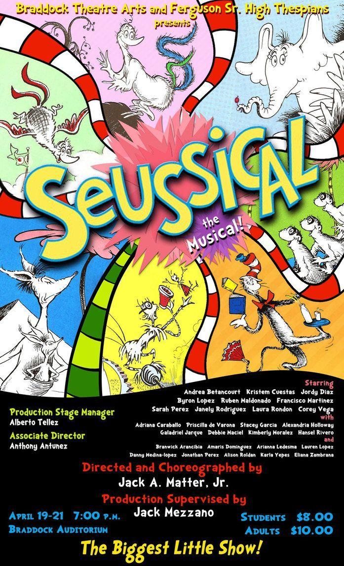 seussical+the+musical+jr+scenery | Seussical the Musical - 2011 by