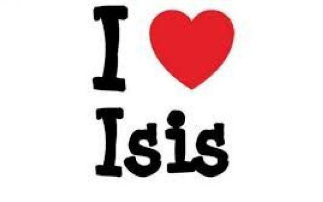 """L'Accademia della Crusca attaccata dall'Isis Il sito italiano Accademia della Crusca, noto per far sentire ignoranti milioni di persone ogni giorno, ha """"ospitato"""" per qualche ora i ragazzacci dell'Isis.  Sono comprarsi, infatti, video, immagin #isis #internet #hacker"""
