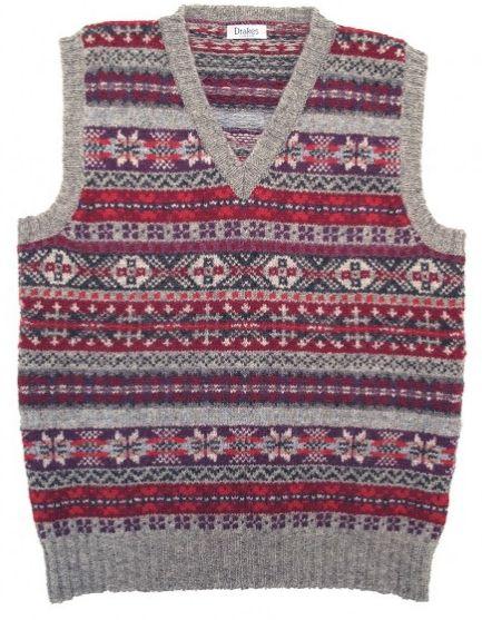 THE TWEED PIG: Fair Isle, Fair Sweaters