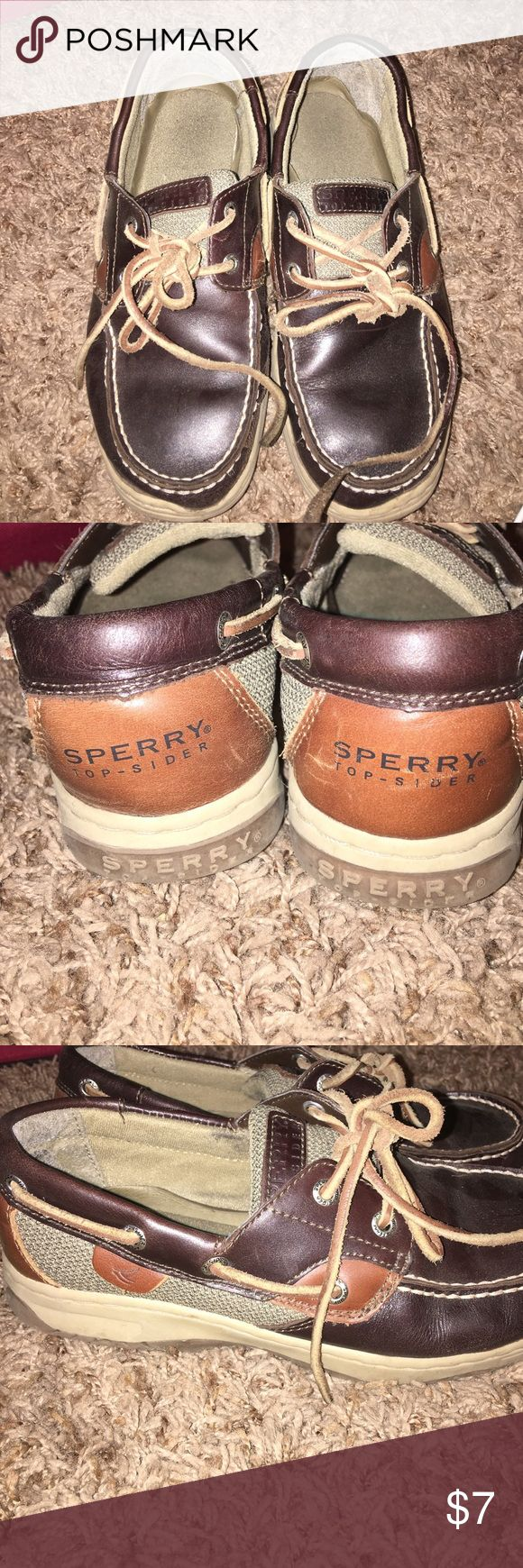 Moving Sale! 4W Boys Sperry Moving Sale! Size 4W Boys Sperry Sperry Shoes