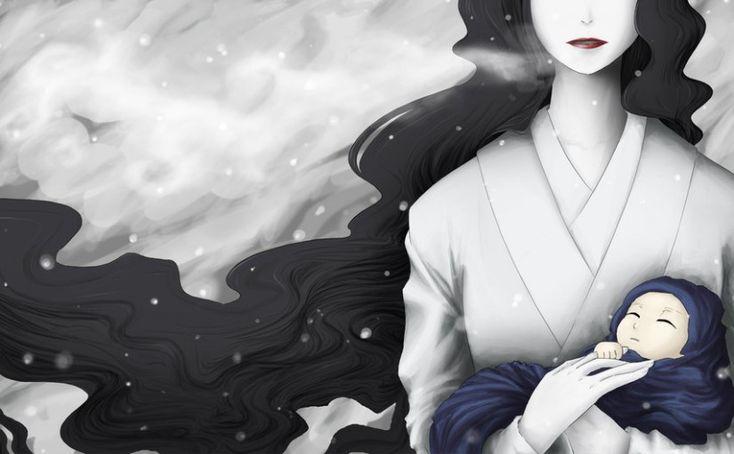 Yuki Onna, la leyenda de la mujer de la nieve