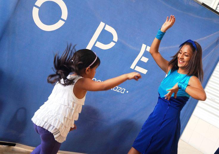 Aniversario de centro comercial Open Plaza