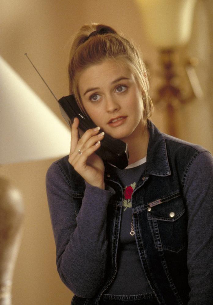 CLUELESS, Alicia Silverstone, 1995, (c) Paramount