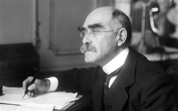 """Rudyard Kipling é autor de """"O livro da selva"""" publicado na Coleção L Pocket."""