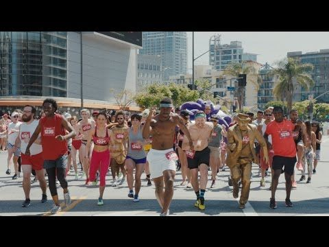 Paramount and Droga5 London Held the Very First Slow-Mo Marathon to Promote the New Baywatch Film – Adweek