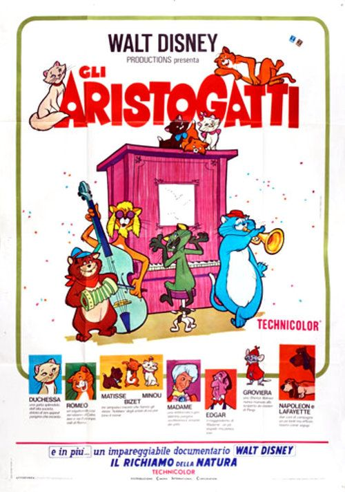 Watch The Aristocats Full Movie Online