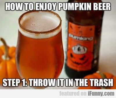 hate pumpkin spice meme - Google Search