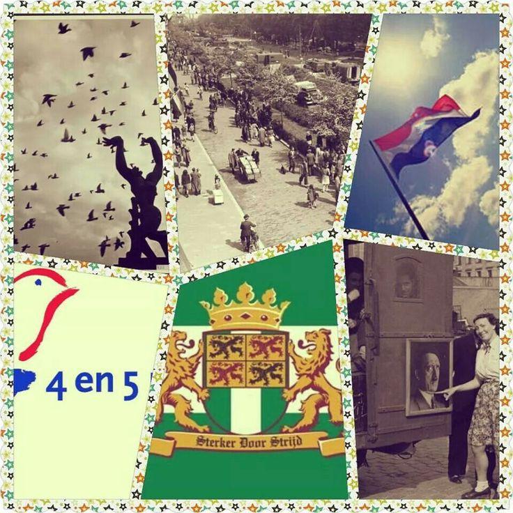 Bevrijding, 5 mei, freedom, Rotterdam