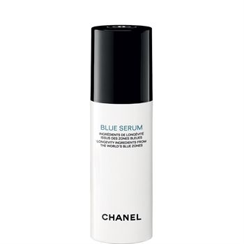 Blue Serum: Blue Zone Skincare | Chanel $110