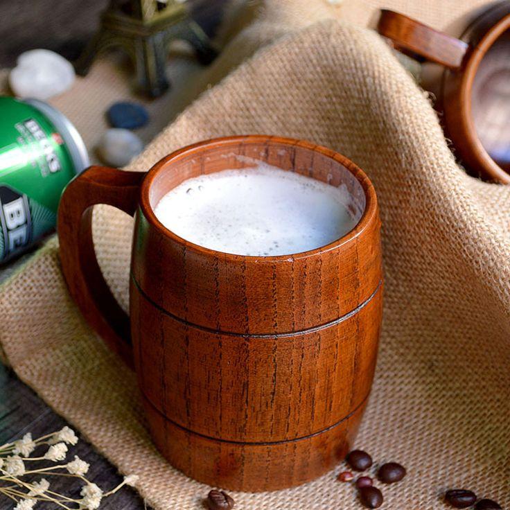 100% natural japanese beer mug maded from wood. Другие необычные кружки для пива смотри по ссылке http://blogosum.com/posts/promo-posuda